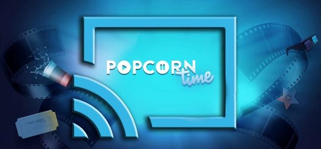 popcorn time chromecast