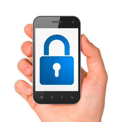 smart phone lock