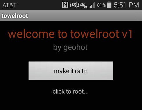 Towelroot Apk Download