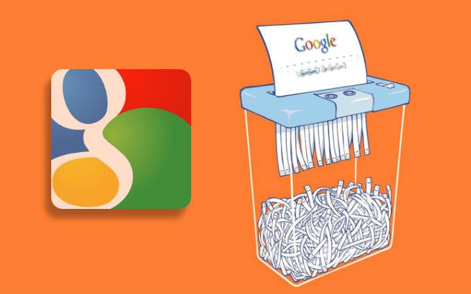 cronologia google privacy