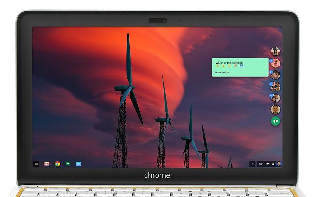 hangouts chrome app desktop