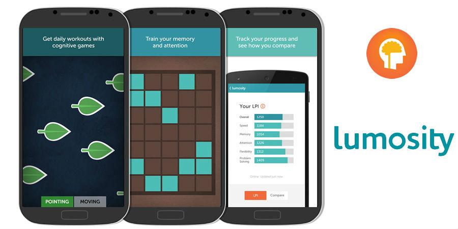 lumosity app
