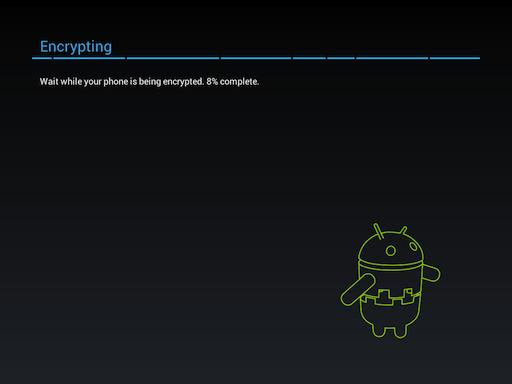 Criptare dati su Android