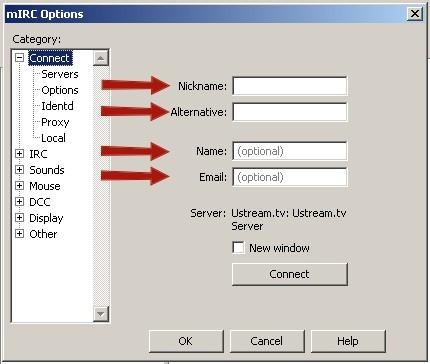 INFO Veloci | mIRC, come configurare e scaricare ...