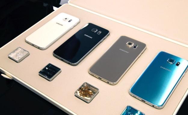 Galaxy S6 Edge funzioni