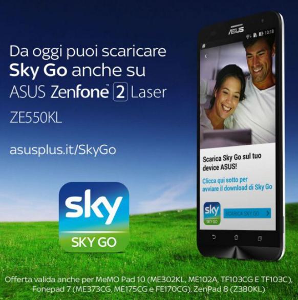 Skygo Asus