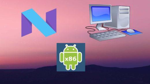Come installare Android Nougat sul PC