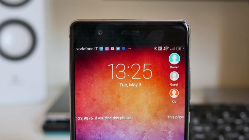 Come creare profili utente multipli su Huawei P9