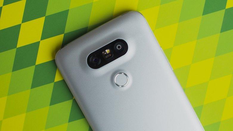Come scattare una foto con un comando vocale su LG G5