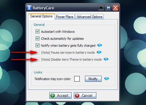 Come migliorare durata della batteria su Laptop