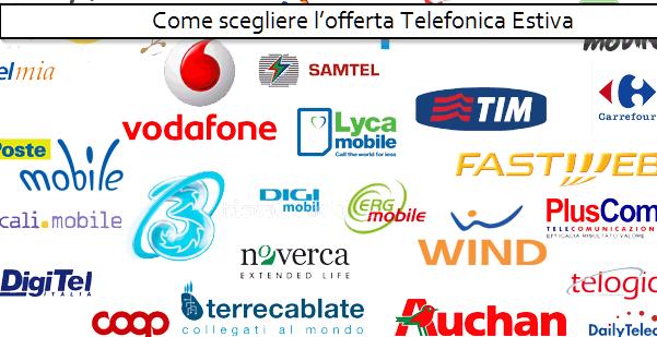 Come scegliere l'offerta Telefonica Estiva, ecco le proposte disponibili sul mercato