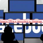 invisible su facebook messenger