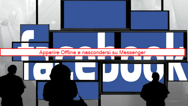 invisible su facebook messenger