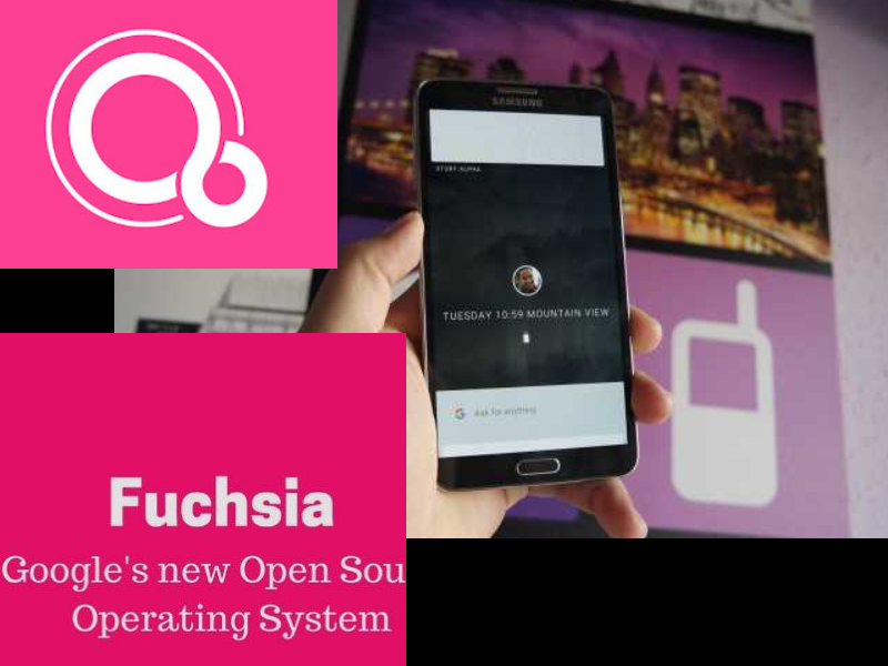 fuchsia sistema operativo