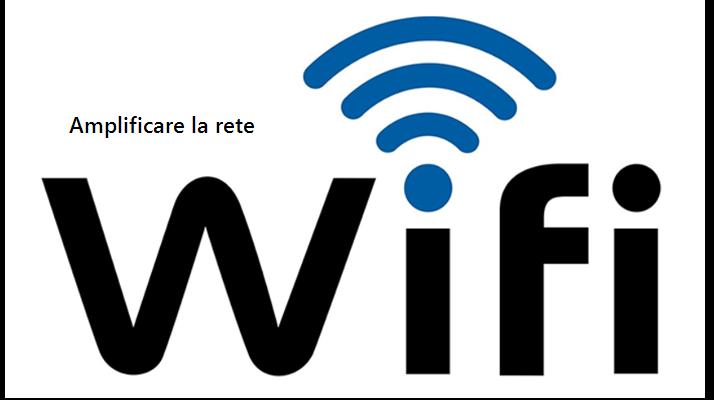 Amplificare rete Wifi
