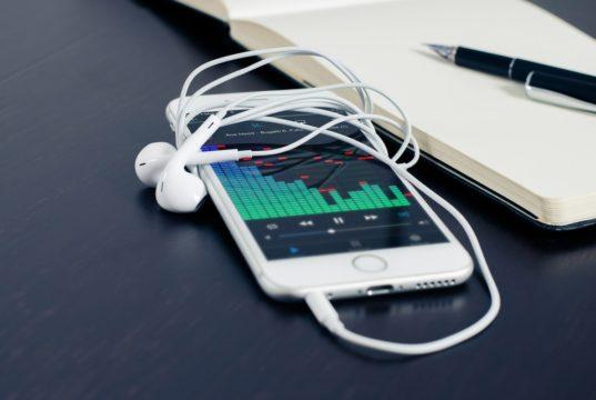 smartphone musica